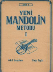 Mandolinenschule von Akuf Saydam und Saip Egüz aus der Türkei